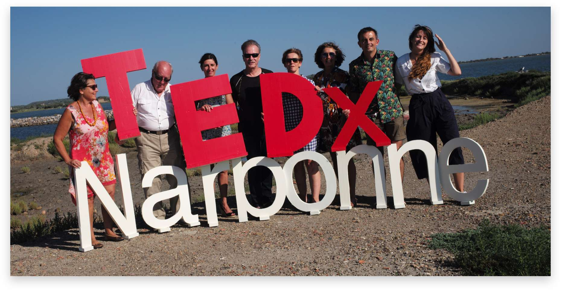 TEDx Narbonne - Equipe