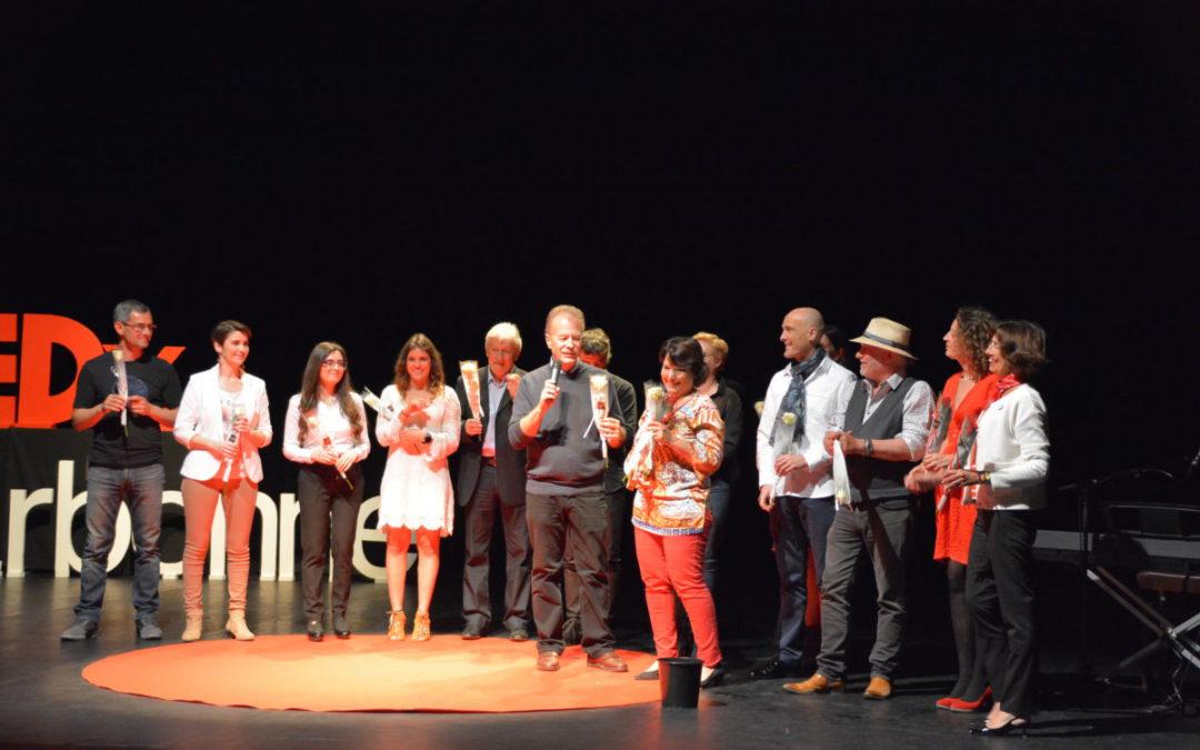 Prendre la parole lors d'un TEDx, c'est un sacré parcours !