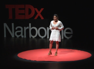 TEDx Narbonne - Speaker Estelle Barré