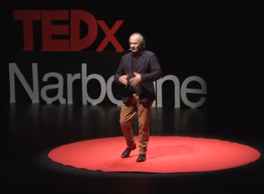 TEDx Narbonne - Speaker Jérome Michaud-Larivière