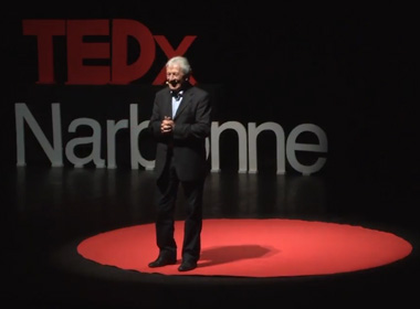 TEDx Narbonne - Speaker Joel Collado