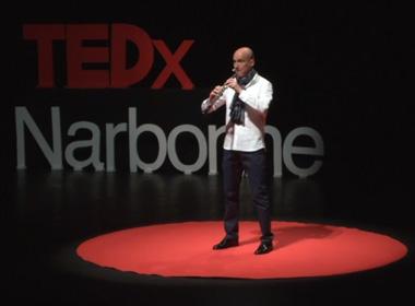 TEDx Narbonne - Speaker Laurent Gignoux
