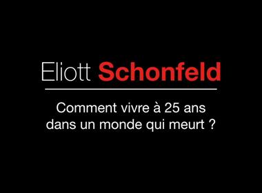 TEDx Narbonne - Speaker Eliott Schonfeld