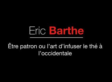 TEDx Narbonne - Speaker Eric Barthe