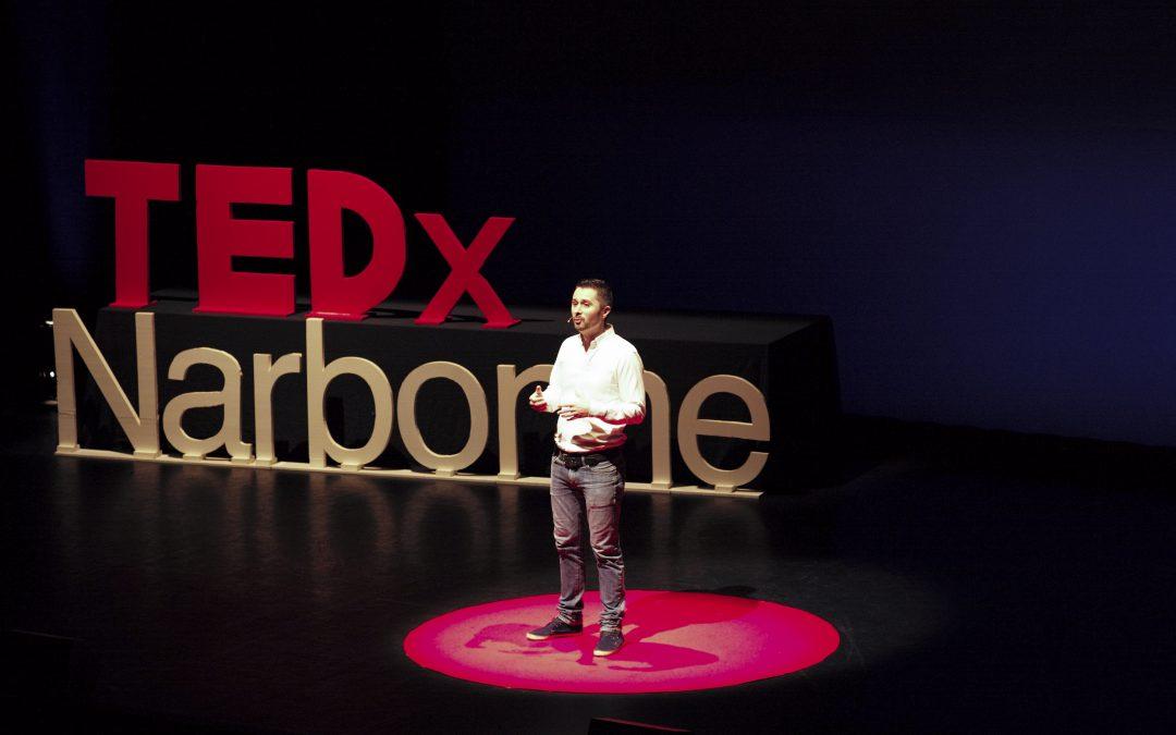 SPEAKER TEDx, UN SACRE PARCOURS !