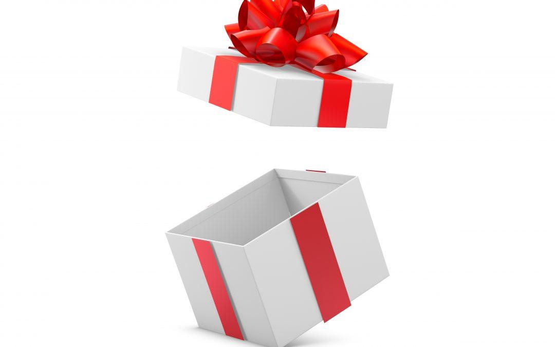 Offrir une place au TEDxNarbonne, c'est un cadeau puissance 10 !