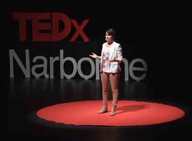 TEDx Narbonne - Speaker Marion Quérol