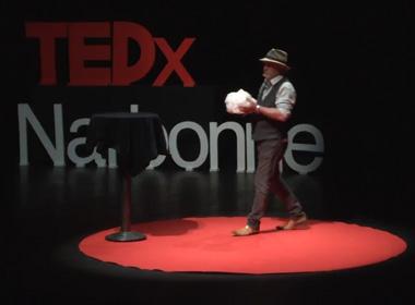 TEDx Narbonne - Speaker Patrice Gabanou