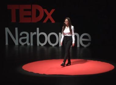 TEDx Narbonne - Speaker Rita Demerjian