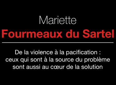 TEDx Narbonne - Speaker Mariette Fourmeaux du Sartel