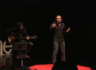 TEDx Narbonne - Speaker Guy Bazillio