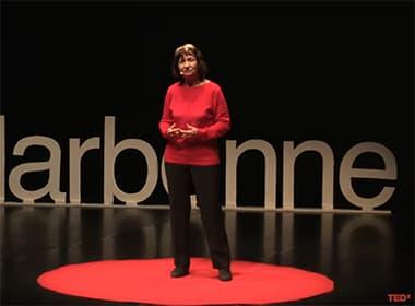 TEDx Narbonne - Speaker Mariette Gerber